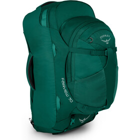 Osprey Fairview 70 Rejsetasker Damer, rainforest green